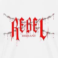 Design ~ 3X and 4X Rebel Defiant T-Shirt