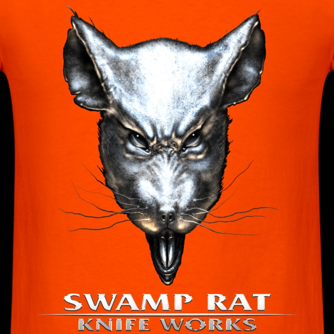 Swamp Rat Mens Tee