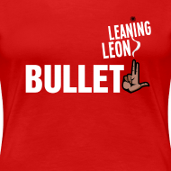 Design ~ Women's Leaning Leon T-shirt