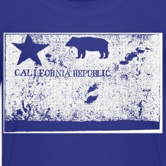 California Republic Shirt Diego Kids' Shirts