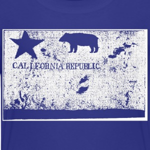 California Republic Shirt Diego Kids' Shirts - Kids' Premium T-Shirt
