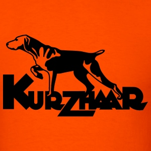 kurzhaar_one_color T-Shirts - Men's T-Shirt