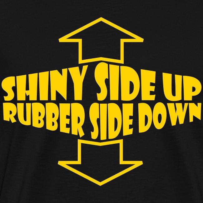 Shiny Side Up
