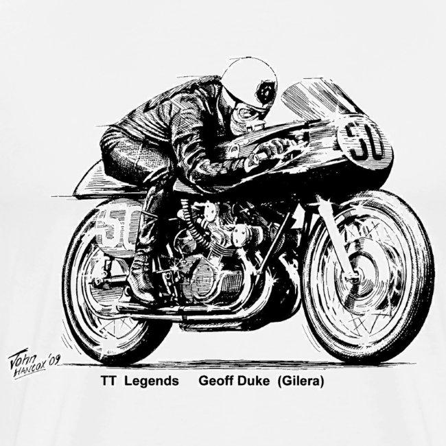 TT Legends Geoff Duke