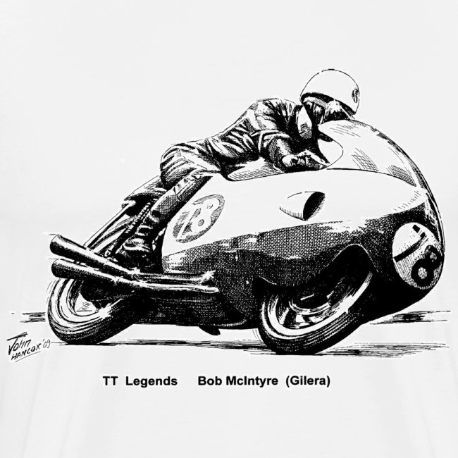TT Legends Bob McIntyre