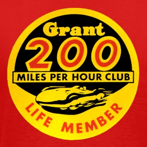 200 Mile an Hour Club - Men's Premium T-Shirt