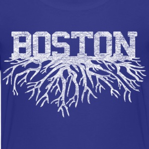 My Boston Roots Back to Beantown Kids' Shirts - Kids' Premium T-Shirt