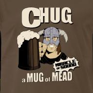 Design ~ Nord Mead T Shirt Heavyweight Mens