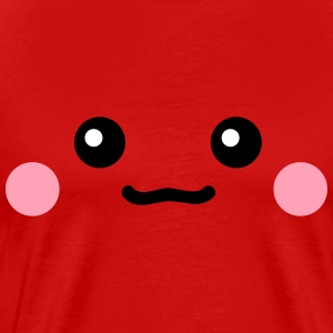 Cute Face T-Shirts - Men's Premium T-Shirt