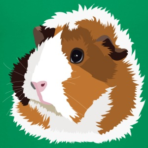 Retro Guinea Pig 'Elsie' Kid's T-Shirt (no text) - Kids' Premium T-Shirt