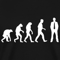 barney stinson evolution T-Shirts