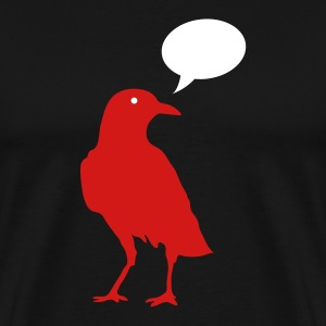 Quoth the Raven T-Shirts - Men's Premium T-Shirt
