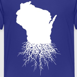 Wisconsin Roots Milwaukee Mart Kids' Shirts - Kids' Premium T-Shirt