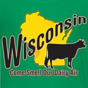 Wisconson Dairy Air Milwaukee Mart Kids' Shirts - Kids' Premium T-Shirt