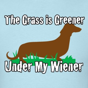 Greener Wiener T-Shirts - Men's T-Shirt