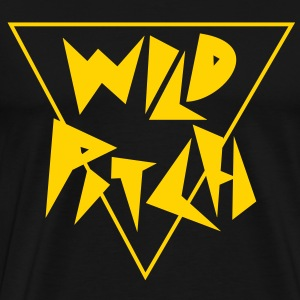 Wild Pitch - Men's Premium T-Shirt