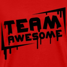 Team Awesome T-Shirts