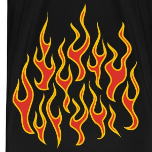 Fire Out Of Your Pants - Men's Premium T-Shirt