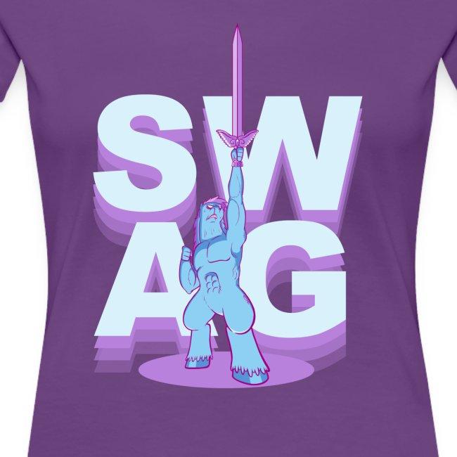 SWAG.SHIRT (chicks)