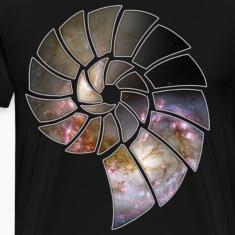 Cosmic Spiral T-Shirts