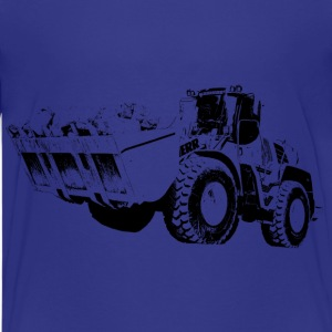 wheel loader Kids' Shirts - Kids' Premium T-Shirt