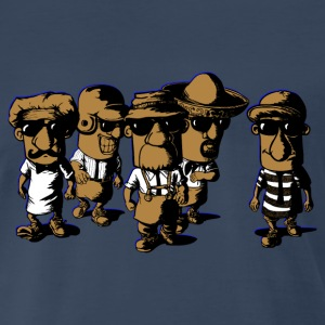 RESERVOIR SAUSAGES T-Shirts - Men's Premium T-Shirt