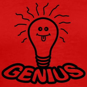 Light Bulb Genius T-Shirts - Men's Premium T-Shirt