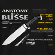 Design ~ Anatomy of a Busse Mens Tee