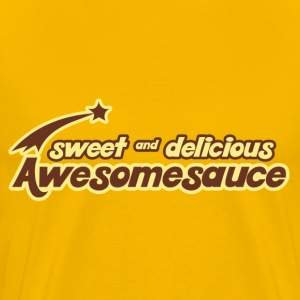 Awesome Sauce - Men's Premium T-Shirt