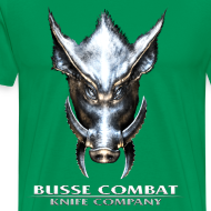 Design ~ Busse Combat Big Boy Tee