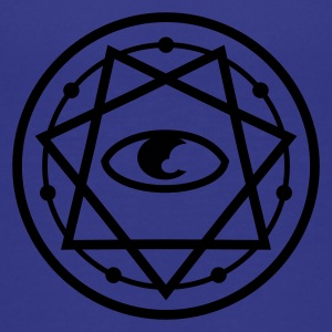 777 Pentagram with Eye 1c Kids' Shirts - Kids' Premium T-Shirt