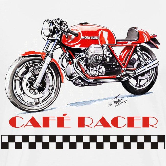 Cafe Racer - Moto Guzzi Vee Twin