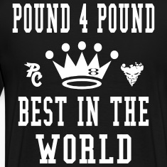 "Pickens County ""Pound 4 Pound"" 8 Brand Black T-Shi"