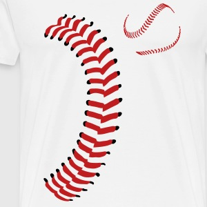 baseball_2 T-Shirts - Men's Premium T-Shirt