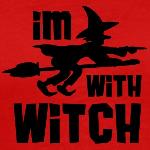 Im With Witch T-Shirts - Men's Premium T-Shirt