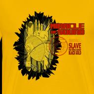 Design ~ New Black Gold Tee Mens