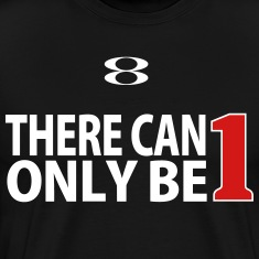 """1 Goal"" Pickens County 8 Brand Black T-Shirt"