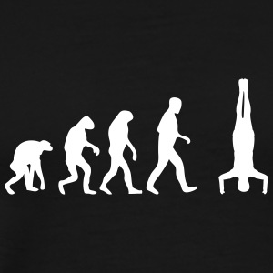 yoga evolution T-Shirts - Men's Premium T-Shirt