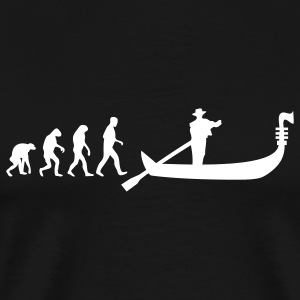 gondola evolution T-Shirts - Men's Premium T-Shirt