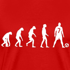 CR7 Evolution Soccer - Men's Premium T-Shirt