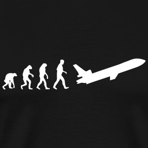 jet evolution T-Shirts - Men's Premium T-Shirt