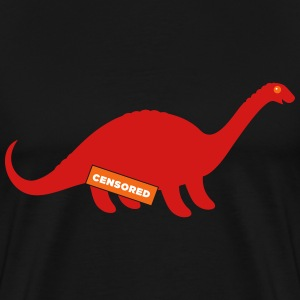 Dirty Dino T-Shirts - Men's Premium T-Shirt