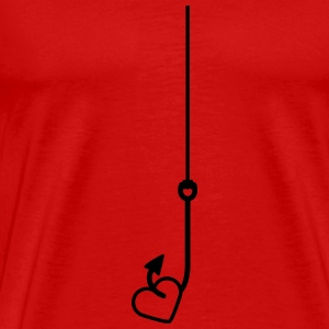 Love Fishing T-Shirts - Men's Premium T-Shirt