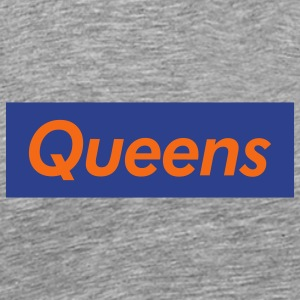 Queens Reigns Supreme - Men's Premium T-Shirt