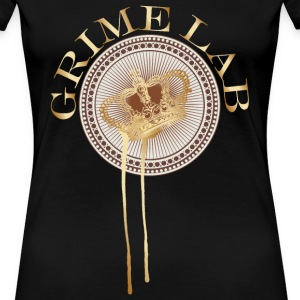 grime lab kings Women's T-Shirts - Women's Premium T-Shirt