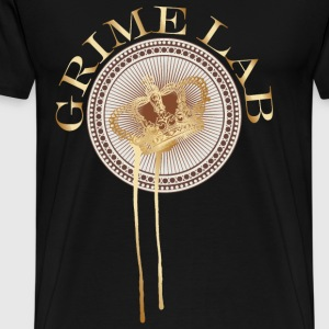 grime lab kings T-Shirts - Men's Premium T-Shirt