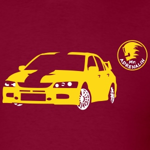 racing car T-Shirts - Men's T-Shirt