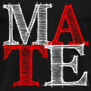 mate - Me T-Shirts - Men's Premium T-Shirt