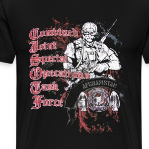 Afghanistan Special Operations T-Shirts - Men's Premium T-Shirt