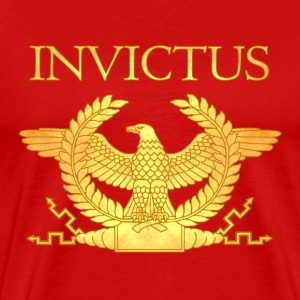 Invictus Eagle T-Shirt - Men's Premium T-Shirt